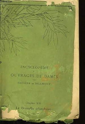 ENCYCLOPEDIE DES OUVRAGES DES DAMES.: THERESE DE DILLMONT.