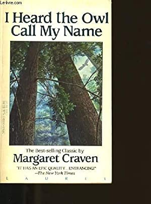 a book analysis of i heard the owl call my name by margaret craven An overview and plot summary of i heard the owl call my name by margaret craven part of a larger study guide by bookragscom.