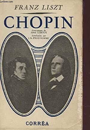 CHOPIN.: LISZT FRANZ