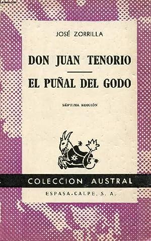 DON JUAN TENORIO, EL PUÑAL DEL GODO,: ZORRILLA José
