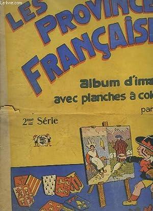 Les Provinces Françaises. Album d'Images à Colorier.: LIUZ
