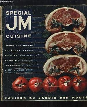 Spécial JM Cuisine n°157 - 15ème année : Cuisine des Hommes - Recettes ...
