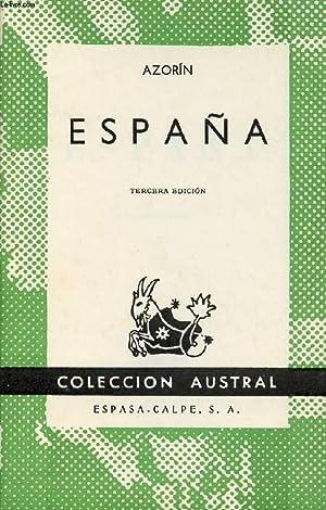 ESPAÑA, COLECCIÓN AUSTRAL, N° 1202: AZORIN