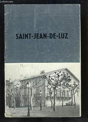 Saint-Jean-de-Luz. Bulletin officiel municipal, N°1: COLLECTIF