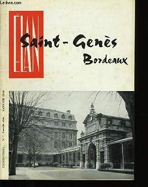 ELAN SAINT-GENES BORDEAUX. N°7 .: COLLECTIF.