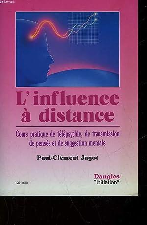 L'INGLUENCE A DISTANCE: JAGOT PAUL-CLEMENT
