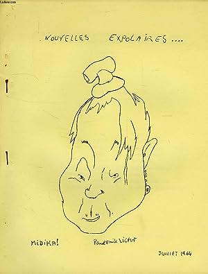 NOUVELLES EXPOLAIRES., JUILLET 1964: COLLECTIF