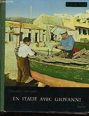 EN ITALIE AVEC GIOVANNI.: COLETTE NAST.