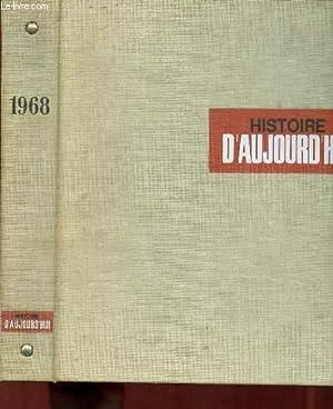 HISTOIRE D AUJOURD HUI 1968 DU N° 39 AU N° 50.: COLLECTIF.