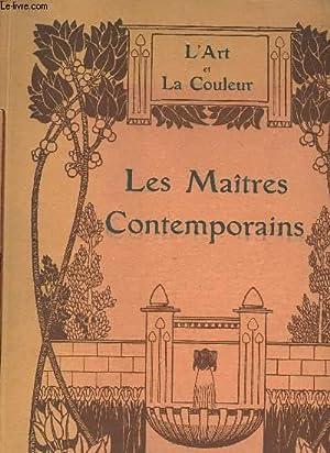L'ART ET LA COULEUR - LES MAITRES CONTEMPORAINS - N°2: COLLECTIF