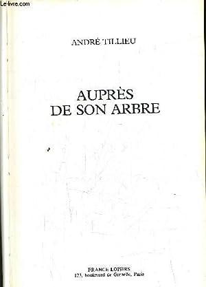 BRASSENS - AUPRES DE SON ARBRE.: TILLIEU ANDRE