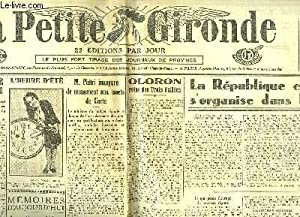 La Petite Gironde, N°21461 : La République: COLLECTIF