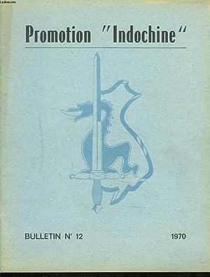 """PROMOTION """"INDOCHINE"""". BULLETIN DE LIAISON """"INTERARMES"""" DES ANCIENS DE LA 7e ..."""