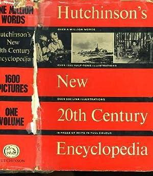 HUTCHINSON'S NEW 20 TH CENTURY ENCYCLOPEDIA.: E.M. HORSLEY.
