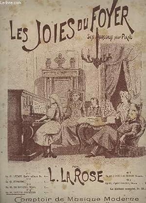 LES JOIES DU FOYER - N°4 : LA ROSE L.