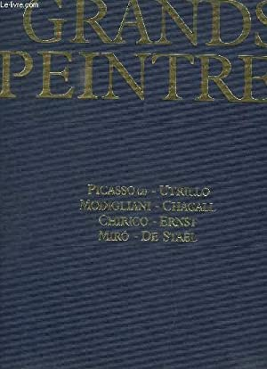 Chefs-d'Oeuvre de l'Art. Grands Peintres, Volume 8 : Individualisme et Surréalisme...
