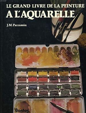 LE GRAND LIVRE DE LA PEINTURE A: J.M. PARRAMON