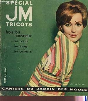 CAHIERS DU JARDIN DES MODE - N°170 - JUILLET 1961 / SPECIAL JIM TRICOTS - TROIS FOIS ...