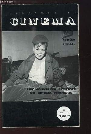Présence du Cinéma, numéro spécial 8 : Les nouvelles actrices du cin&...