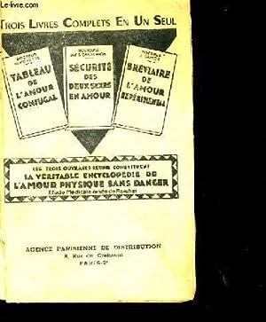 TABLEAU DE L'AMOUR CONJUGAL., SECURITE DES DEUX: DR VENETTE ,