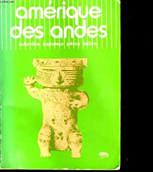 AMERIQUE DES ANDES.: COLLECTIF.