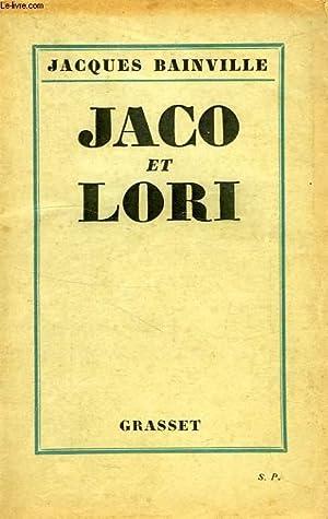 JACO ET LORI: BAINVILLE JACQUES