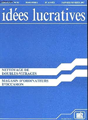IDEES LUCRATIVES - EDTION N° 94 /: COLLECTIF