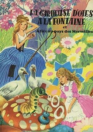 LA GARDEUSE D'OIES A LA FONTAINE.: MACIAS S. JOSE