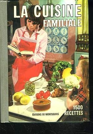 la cuisine familiale by mariette abebooks