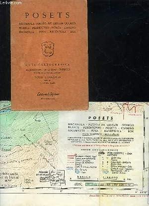 POSETS BACHIMALA PUERTO DE GISTAIN GOURGS BLANCS PERDIGUERO POSETS ESPADAS ESCORVETS IXEIA ...