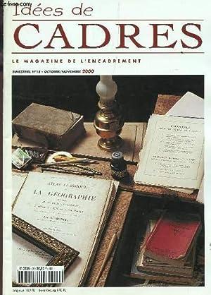 IDEES DE CADRES, LE MAGAZINE DE L'ENCADREMENT: COLLECTIF