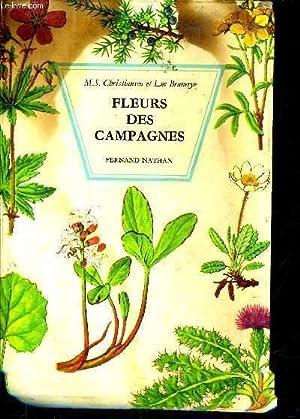 FLEURS DES CAMPAGNES.: CHRISTIANSEN M.S. &