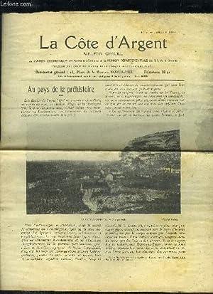 LA COTE D'ARGENT - 1ERE SERIE - BULLETIN OFFICIEL N° 4: COLLECTIF