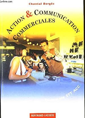 ACTION ET COMMUNICATION COMMERCIALES.: CHANTAL BERGES.