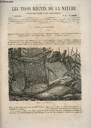 LES TROIS REGNES DE LA NATURE - LECTURES D'HISTOIRE NATURELLE / DEUXIEME ANNEE - N°79...