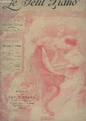 LE PETIT PIANO - POLKA + LA DAMNATION DE FAUST - POUR PIANO.: BEHR F. / BERLIOZ H.