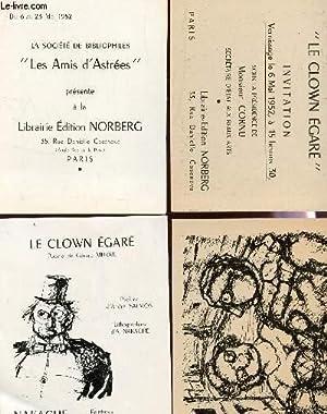 """PLAQUETTE DE PRESENTATION """"LA SOCIETE DE BIBLIOPHILES """"LES AMIS D'ASTRESS"""" ..."""