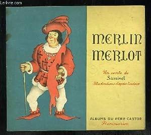 MERLIN MERLOT.: SAMIVEL.