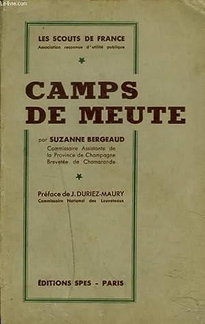 CAMPS DE MEUTE: SUZANNE BERGEAUD