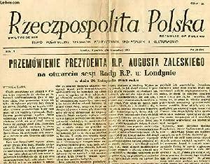 RZECZPOSPOLITA POLSKA, ROK IV, Nr 20 (83), GRUDNIA 1960: COLLECTIF