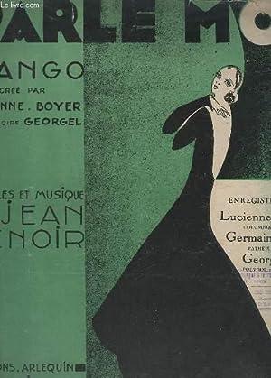 PARLE-MOI - PIANO CHANT.: LENOIR JEAN