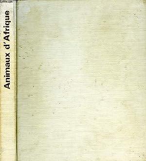 ANIMAUX D'AFRIQUE: PETERSON JACK