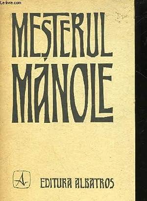 MESTERUL MANOLE: COLLECTIF