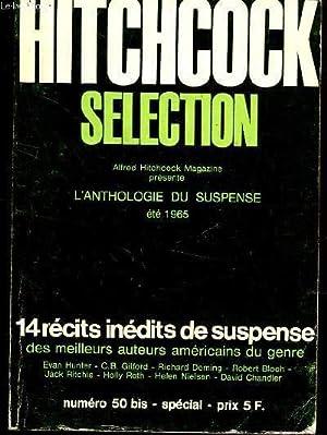 L'ANTHOLOGIE DU SUSPENSE - 14 RECITS INEDITS DE SUSPENSE DES MEILLEURS AUTEURS AMERICAINS DU ...
