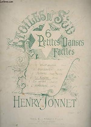 ETOILES DU SUD - 6 PETITES DANSES: JONNET HENRY
