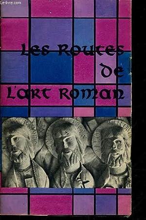 LES ROUTES DE L'ART ROMAN - ESPAGNE.: COLLECTIF