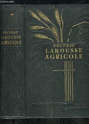 NOUVEAU LAROUSSE AGRICOLE: BRACONNIER RAYMOND /