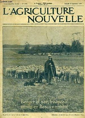 L'AGRICULTURE NOUVELLE N° 1378 - A travers le monde agricole : les appellations d: ...
