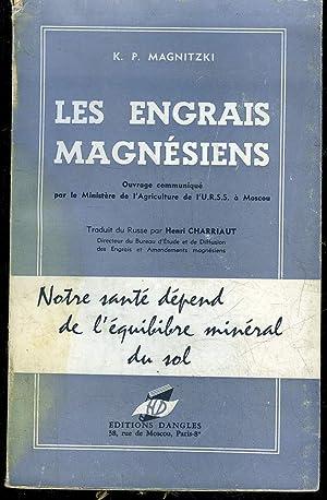 LES ENGRAIS MAGNESIENS: MAGNITZKI K.P.