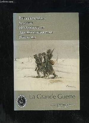 BULLETIN DE LA SOCIETE HISTORIQUE ET ARCHEOLOGIQUE DU PERIGORD - TOME CXXXV - LIVRAISON N° 3 - ...